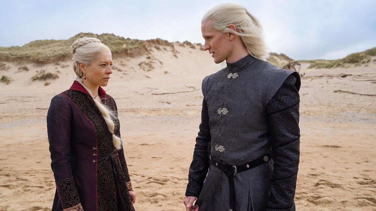 HBO reveals photos from Game of Thrones prequel House of the Dragon - CNET