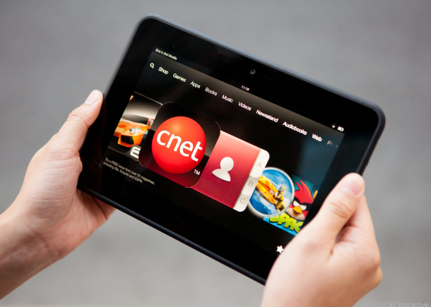 Is Amazing eyeing a revamp of its Kindle Fire lineup?