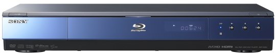 Is the BDP-S550 the first standalone Blu-ray player better than the PS3?