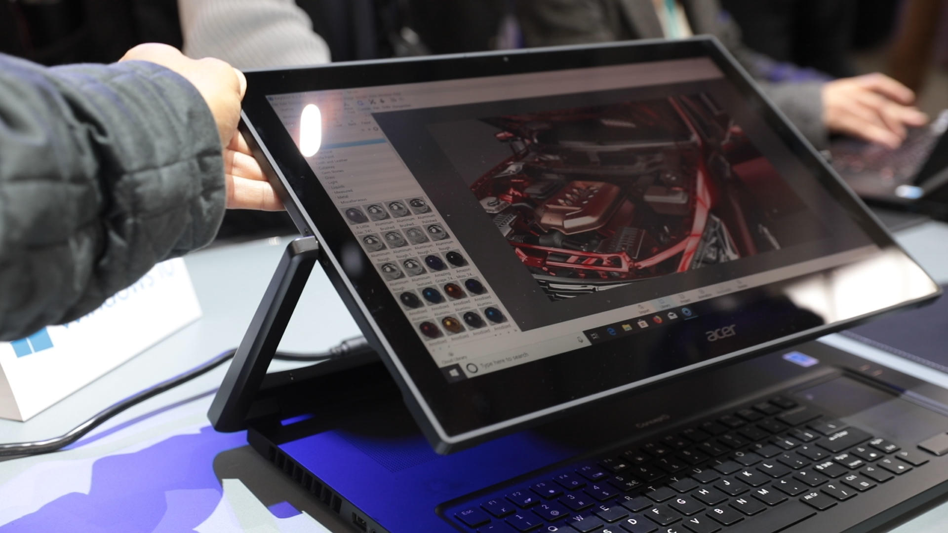 Video: Acer Concept D line for creatives turns up the power