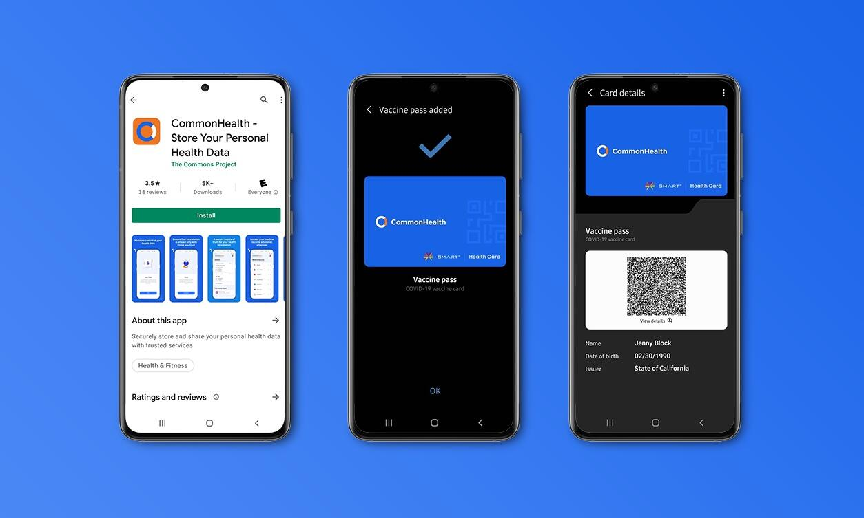 commonhealth-in-samsung-pay
