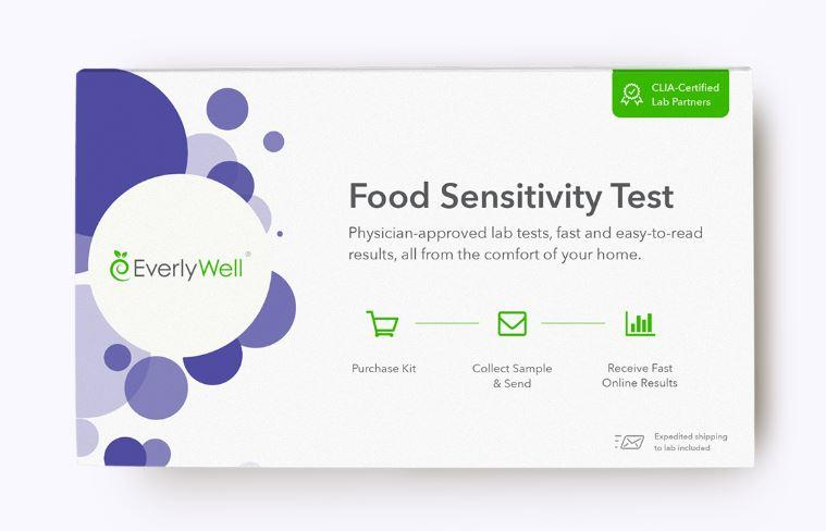 everly well-food test