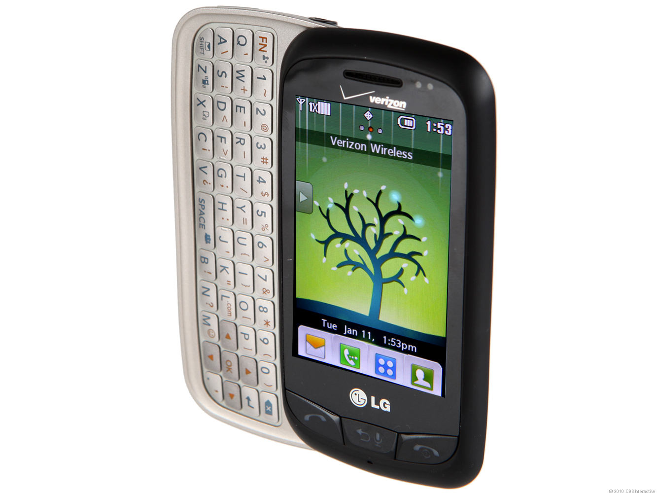 Worst phones: LG Cosmos Touch