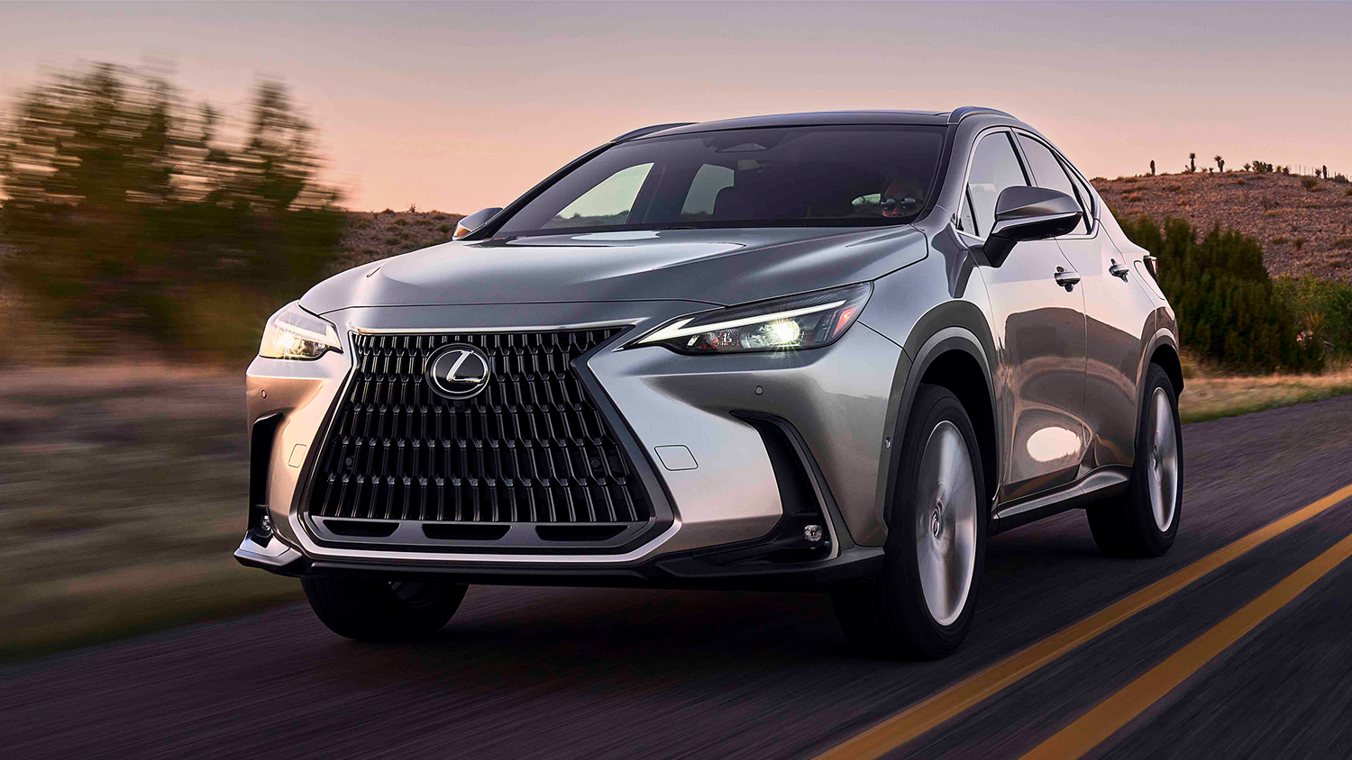 Video: Lexus'2022NX is a small SUV with some big improvements