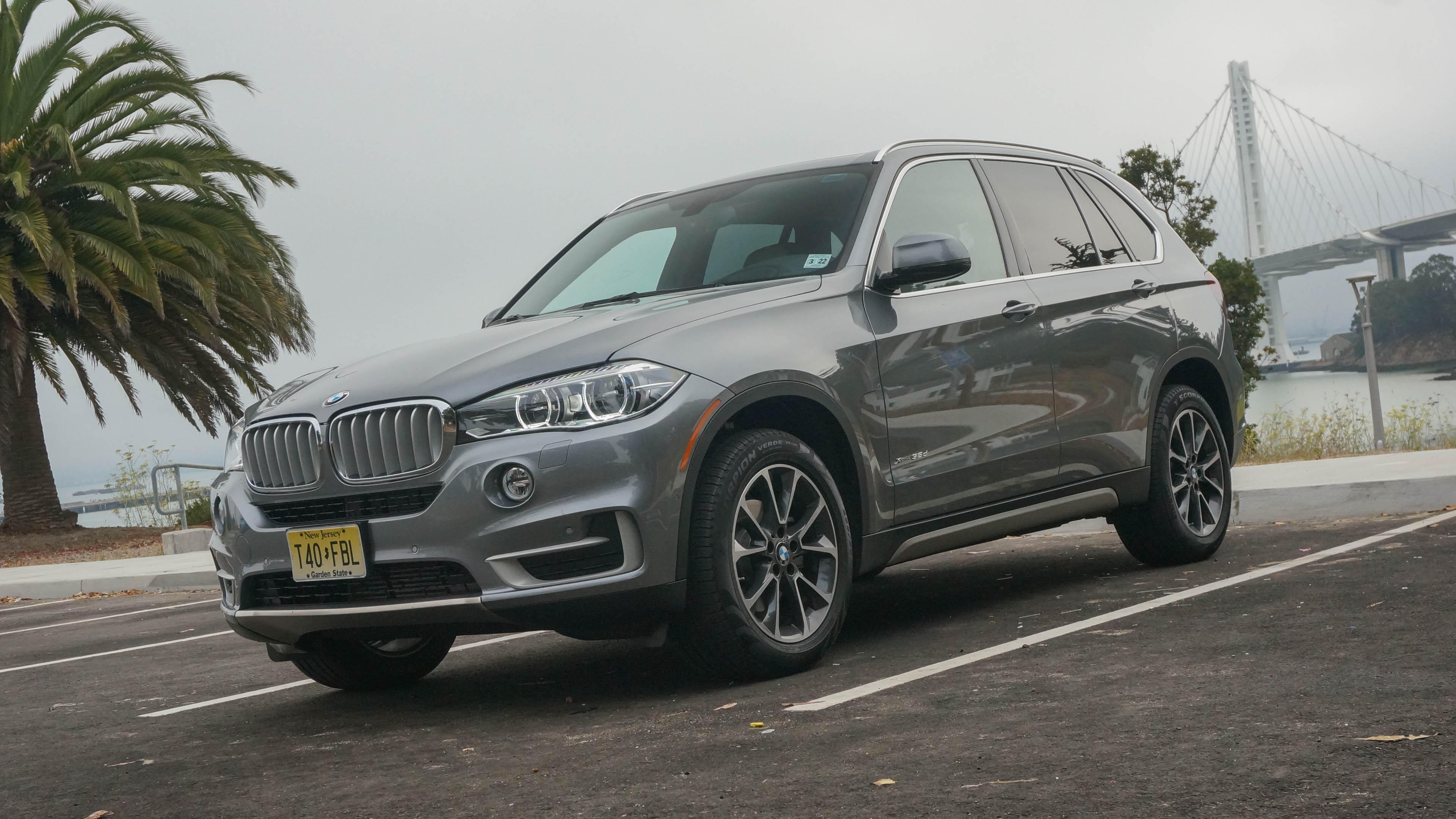 2017 Bmw X5 Xdrive35d Review Bmw S Big Diesel Is A Perfect Suv For Road Trips Roadshow