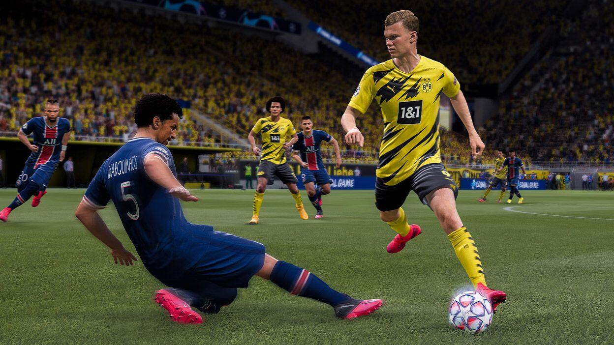 Xbox Game Pass Ultimate adds FIFA 21, completing the sports gamer's dream - CNET