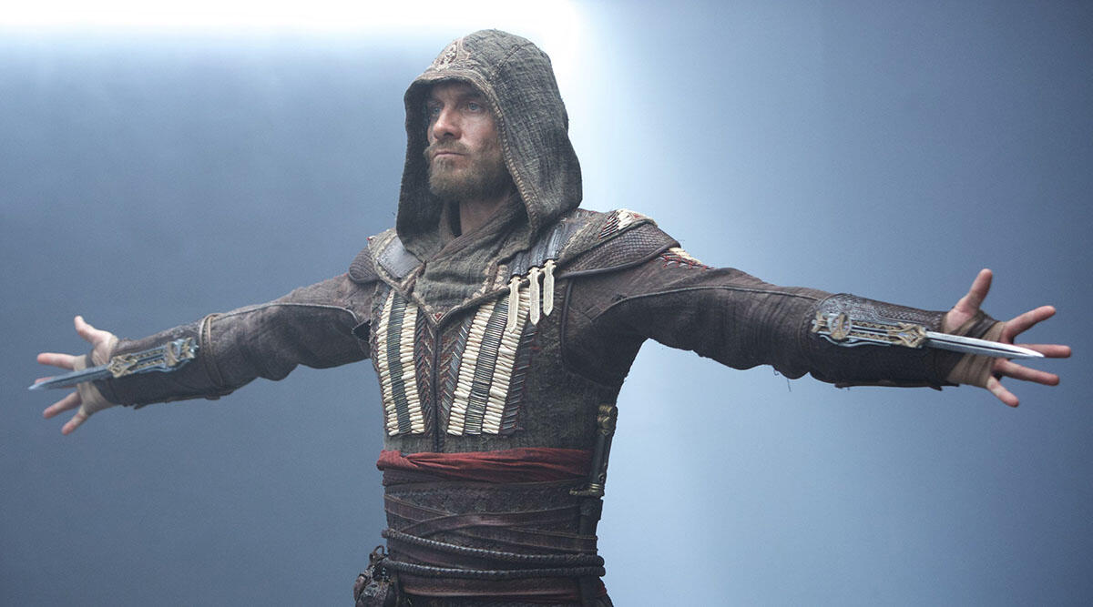 27. Assassin's Creed (2016)