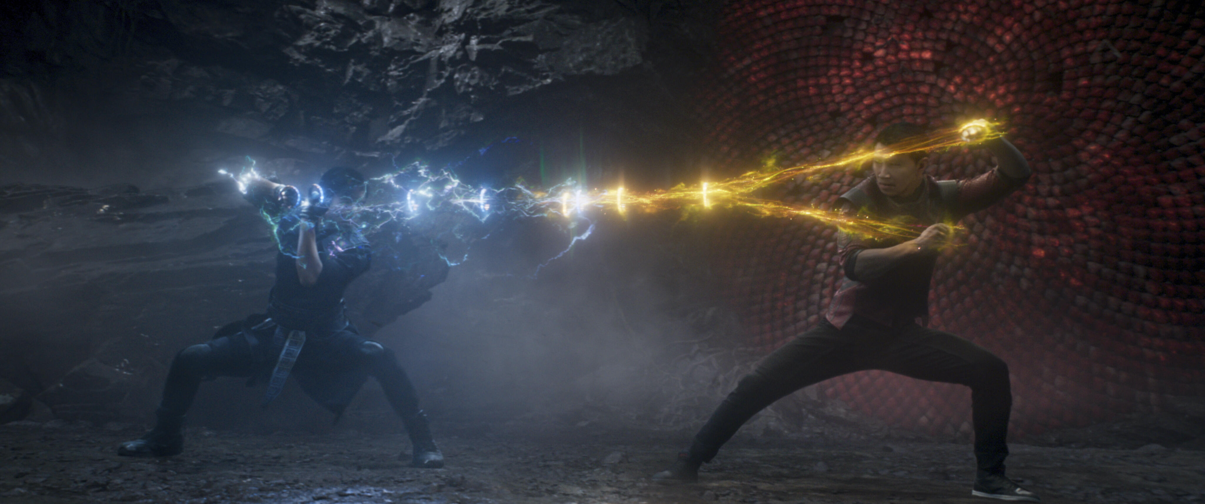 How Shang-Chi's fighting style changes in the new Marvel movie's ending -  CNET