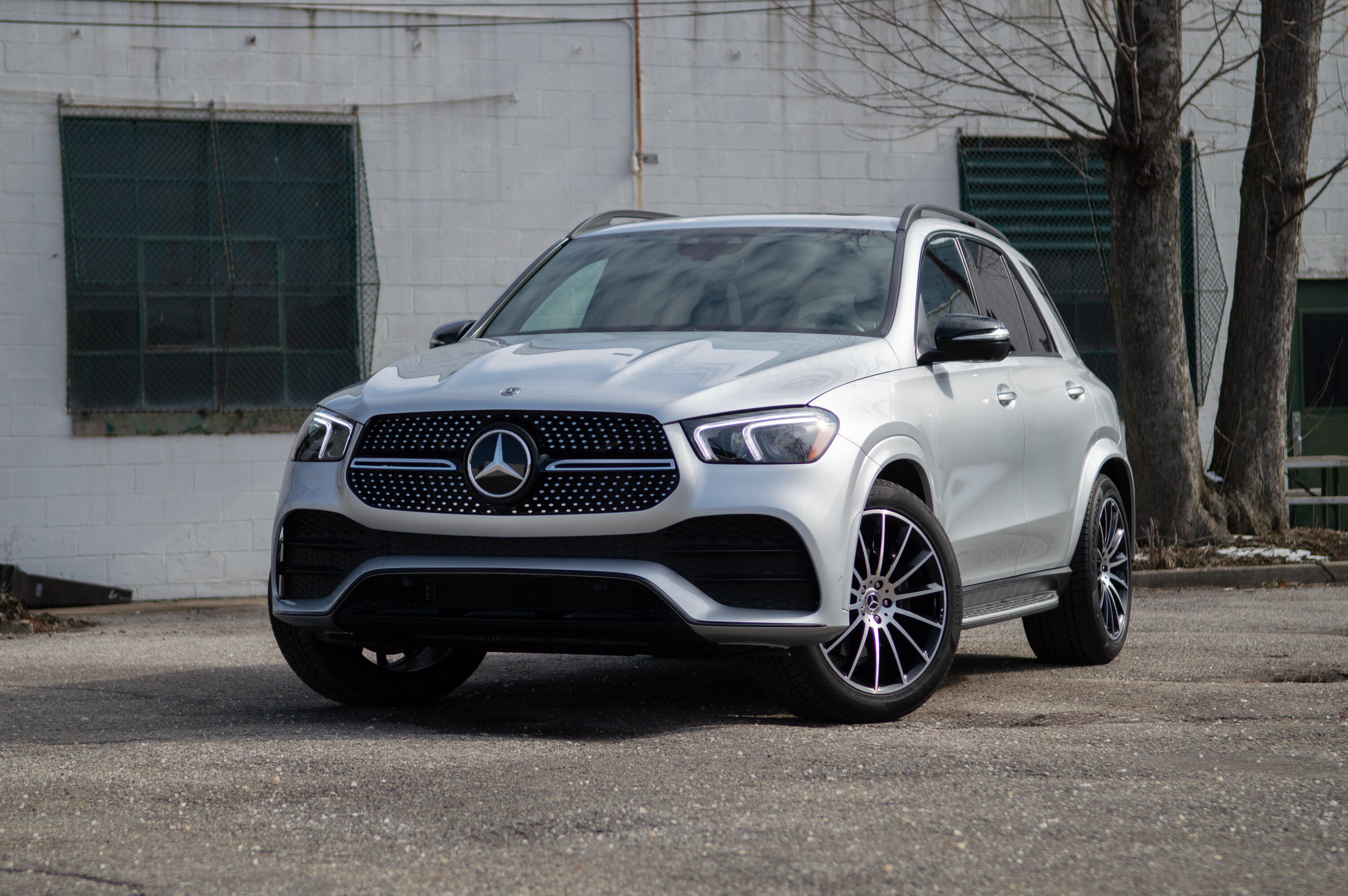 2020 Mercedes-Benz GLE350