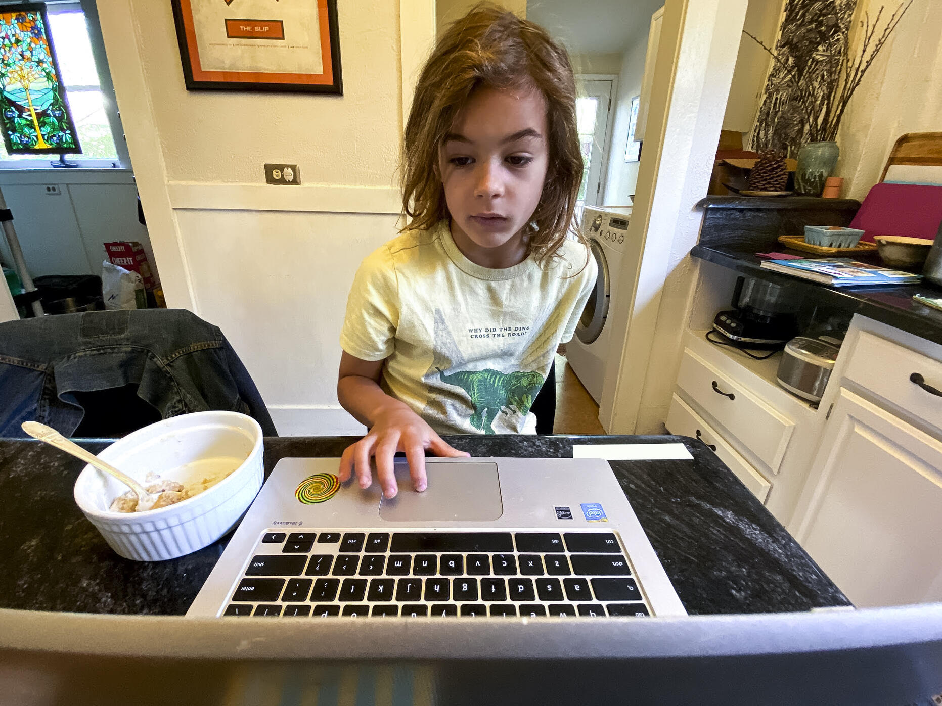 <p>laptop learning kids students&nbsp;</p>