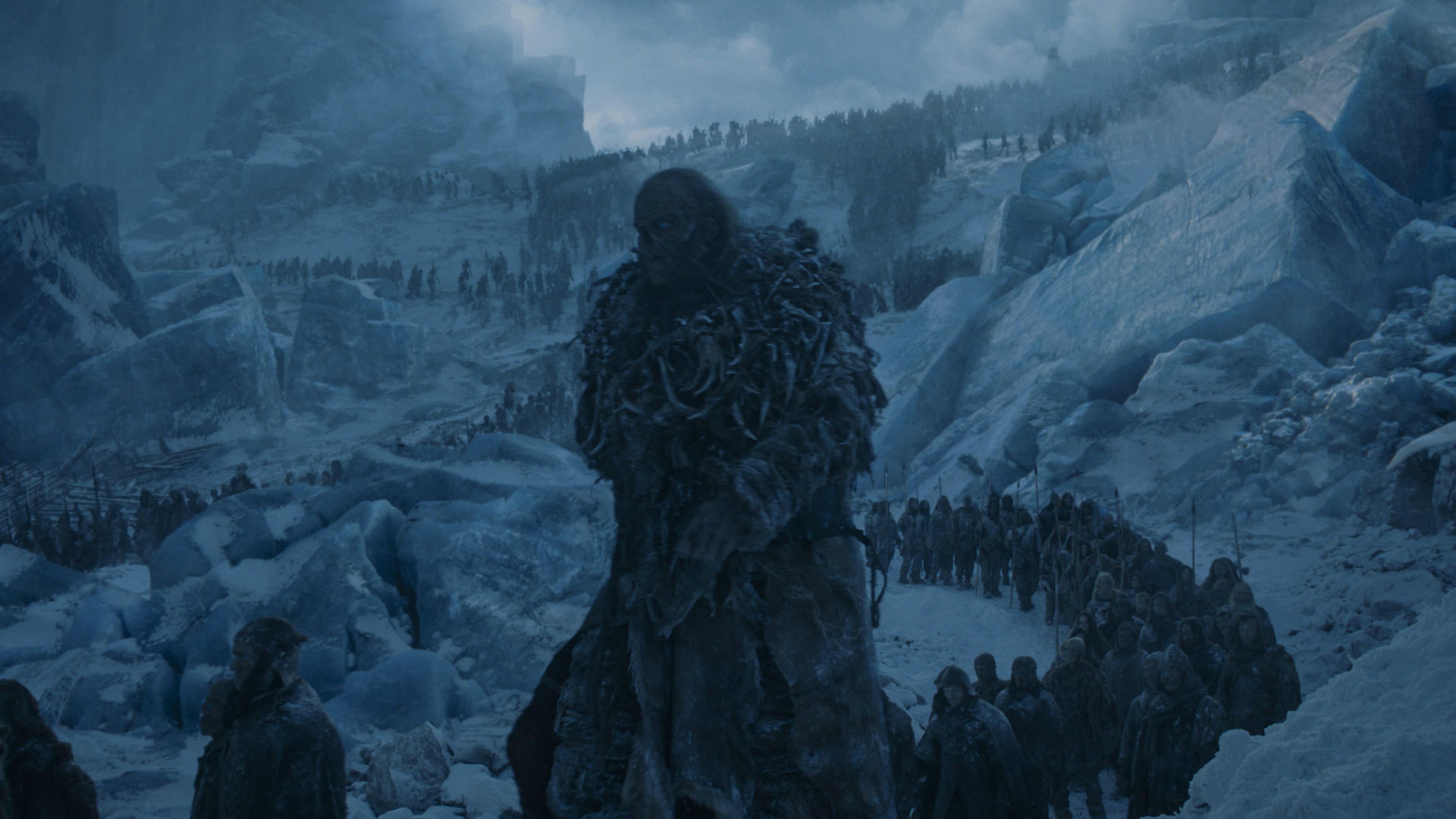 Probably debunked: Another tribe of wights?