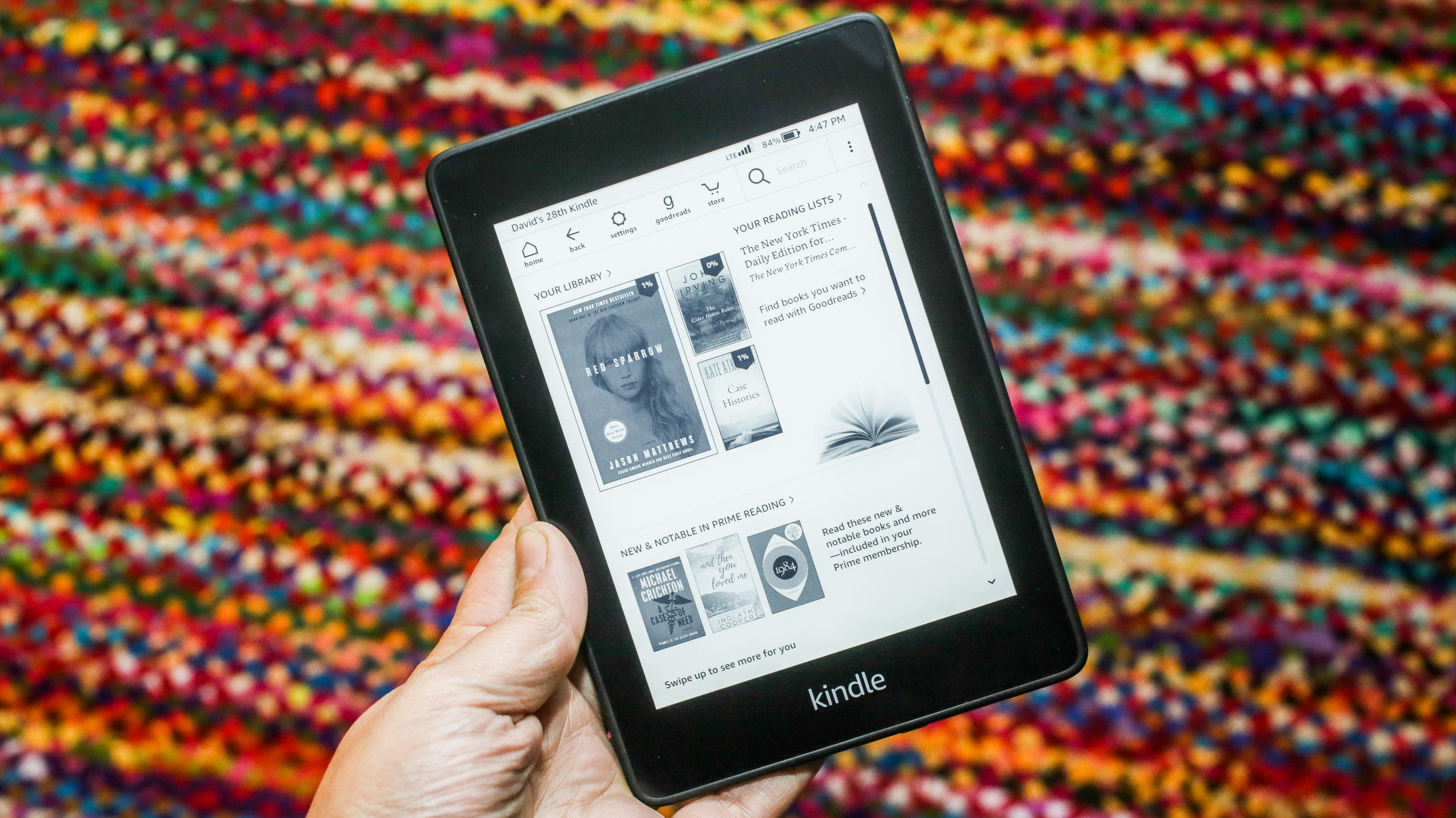 Tuesday deal: Kindle Paperwhite returns to , its lowest price ever