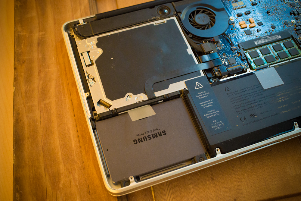 So you want to upgrade your Mac with an SSD?