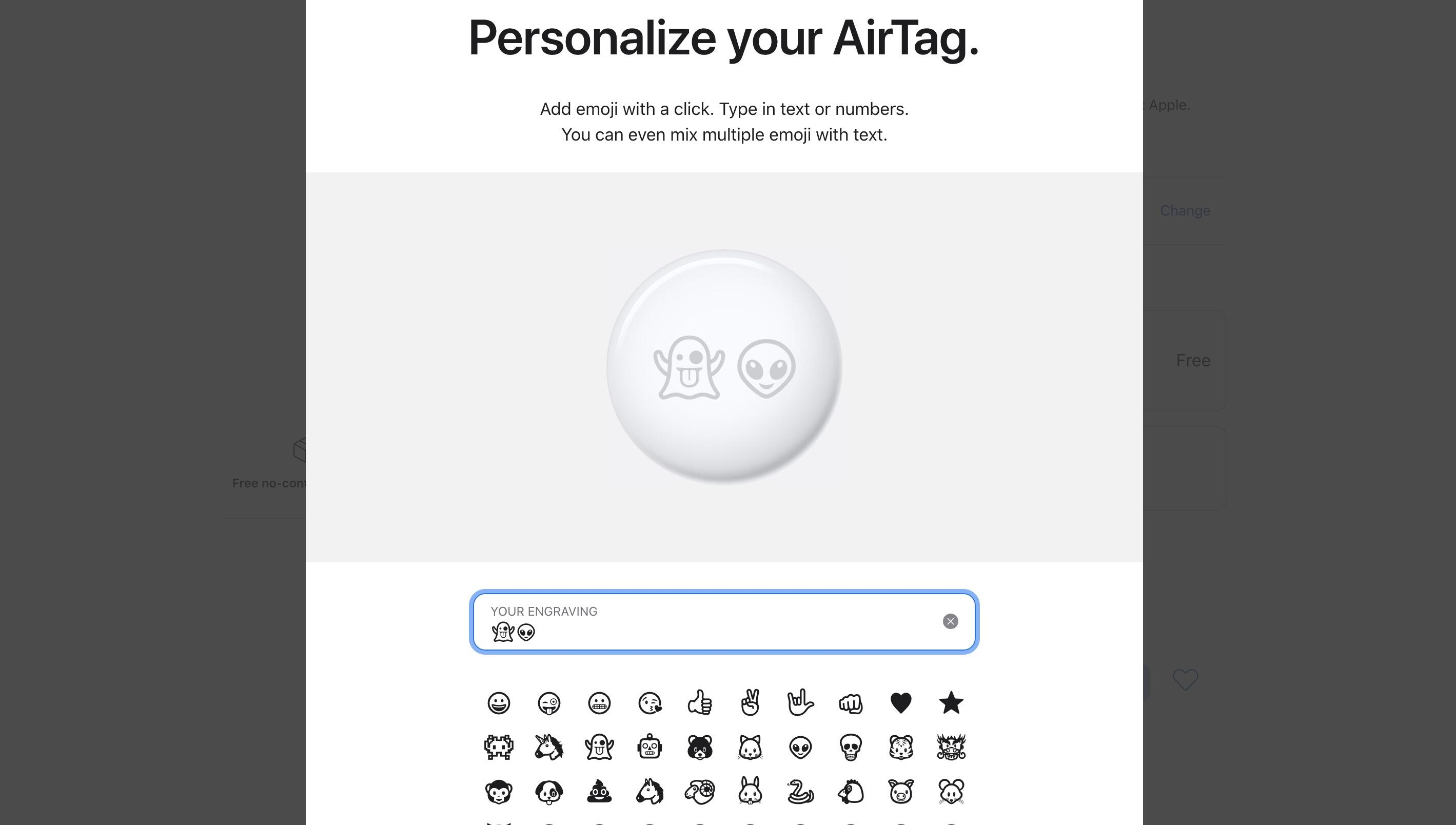 air-tag-emojis