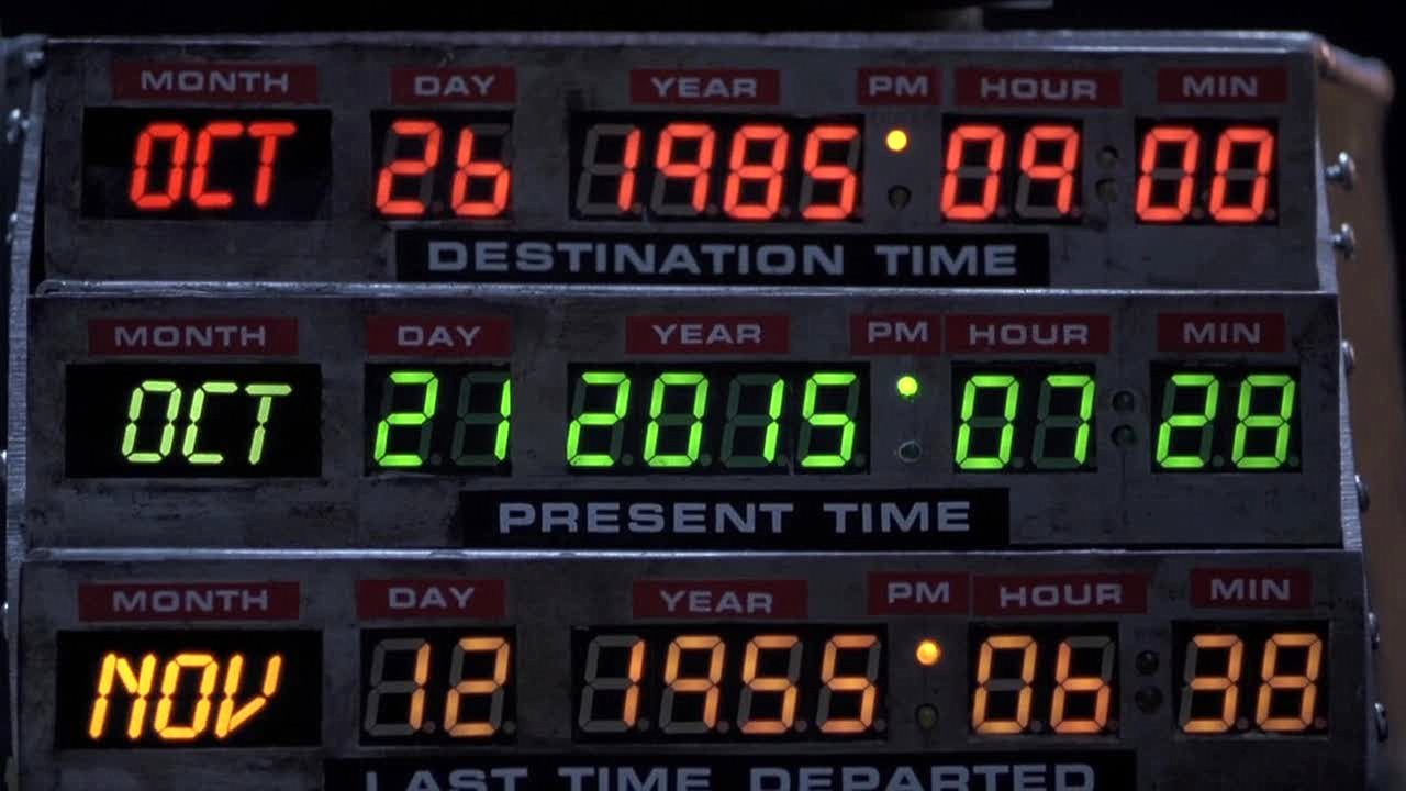 Video: The CraveCast preps for the 'Back to the Future' present, Ep. 18