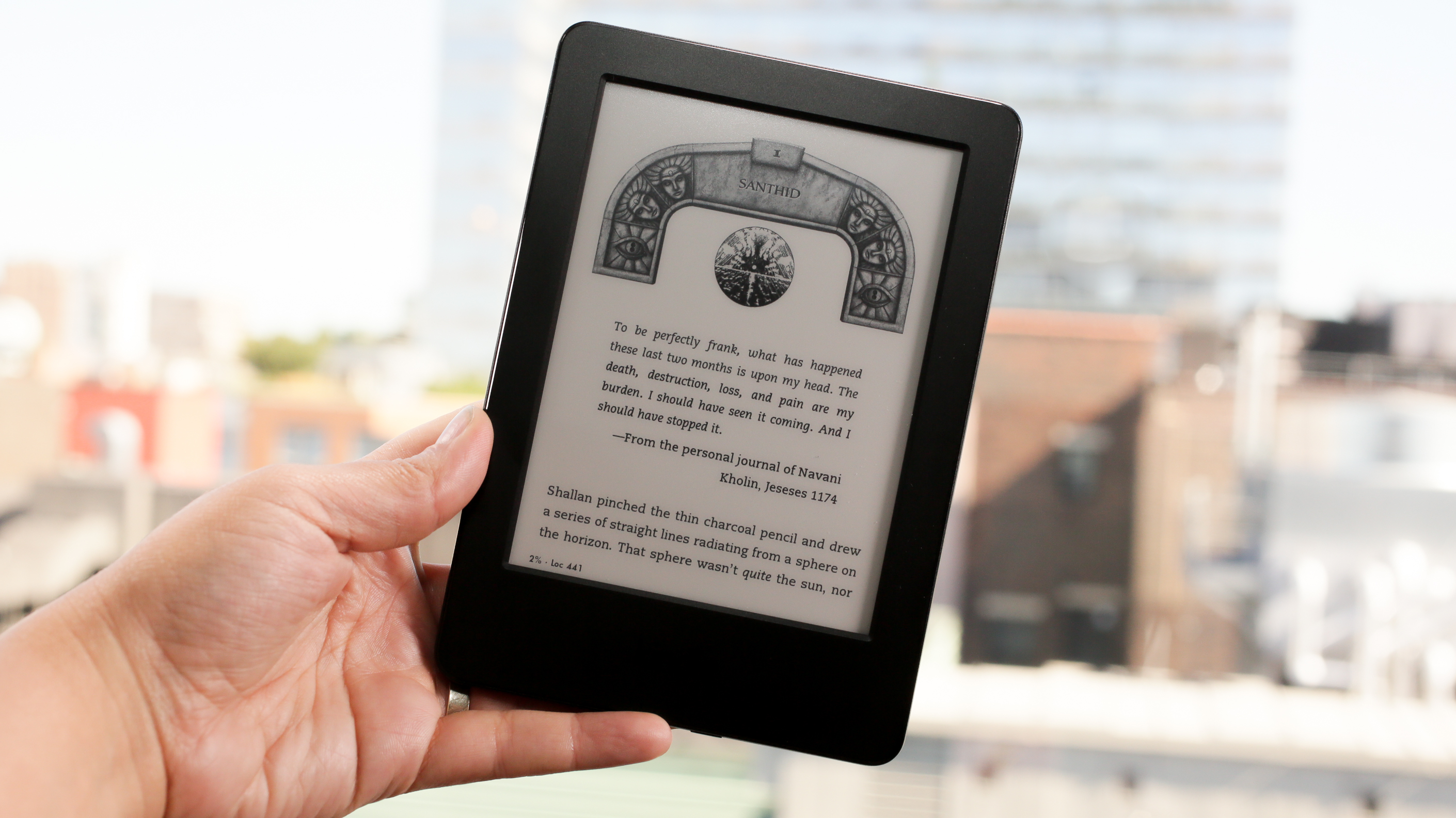 Amazon Kindle 2014