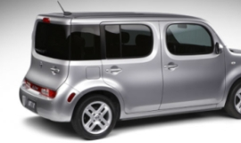 """The Nissan Cube.  """"Mobile Device""""?  Really?"""