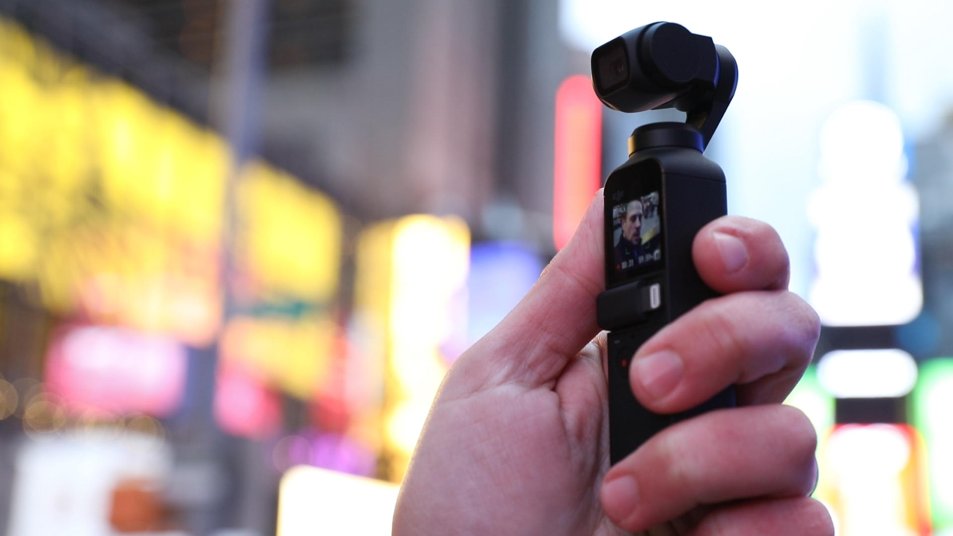 Video: DJI's Osmo Pocket is an amazingly small stabilized 4K camera for creators