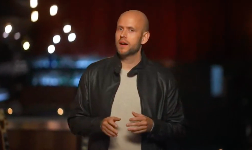 Video: Spotify CEO talks expansion, reaching 1 billion users