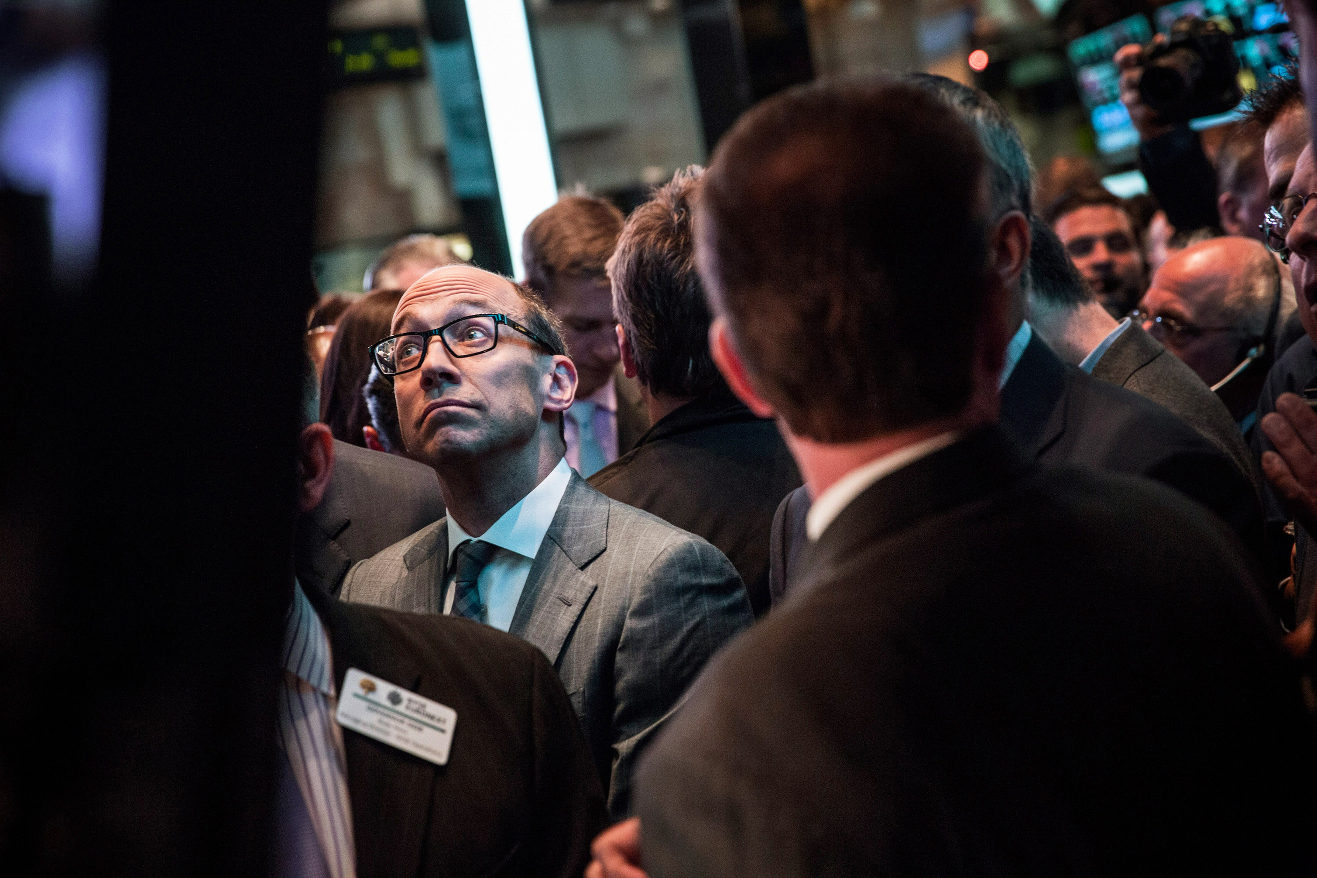 Twitter's soon-to-be-former CEO says he had thought about stepping down since late last year.