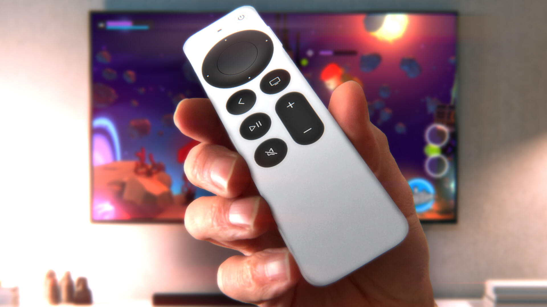 Video: New Apple TV 4K finally gets a better remote