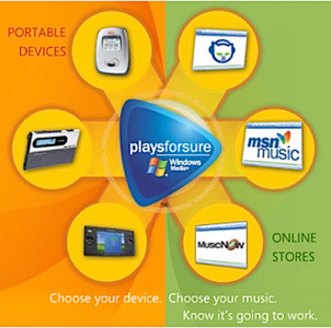 Microsoft PlaysForSure: hey, I think we've seen this promise before...