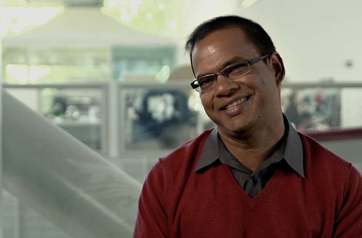 """Amit Singhal, interviewed in """"Google and the World Brain"""""""