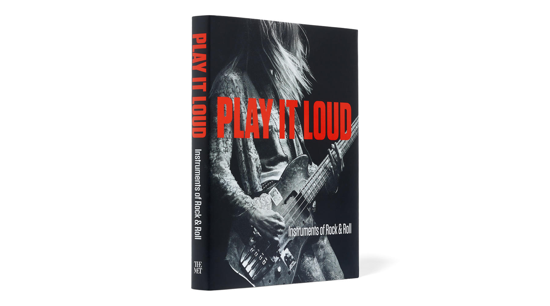 Play It Loud, the book