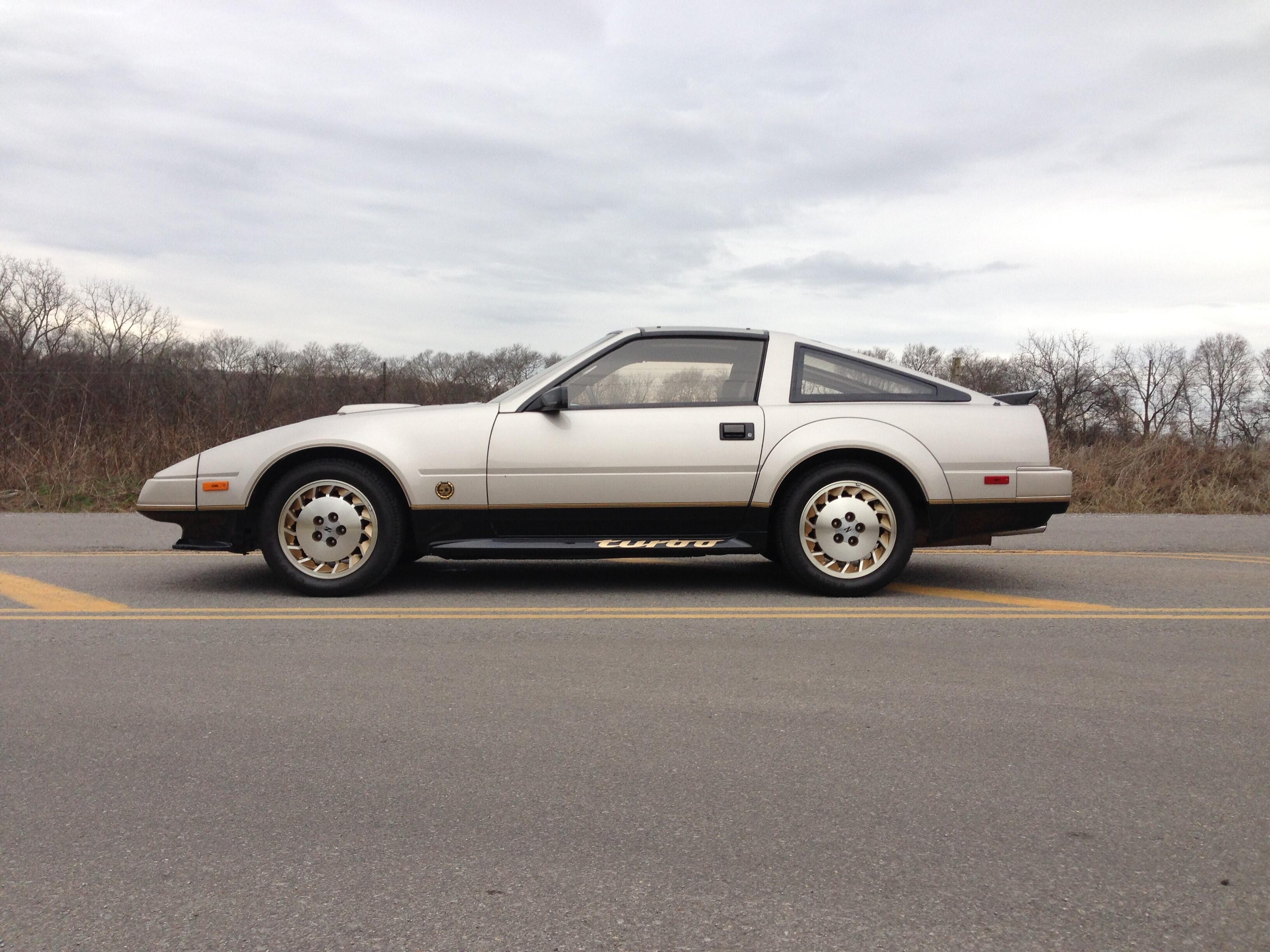 1985 Nissan 300ZX Turbo 50th Anniversary Edition