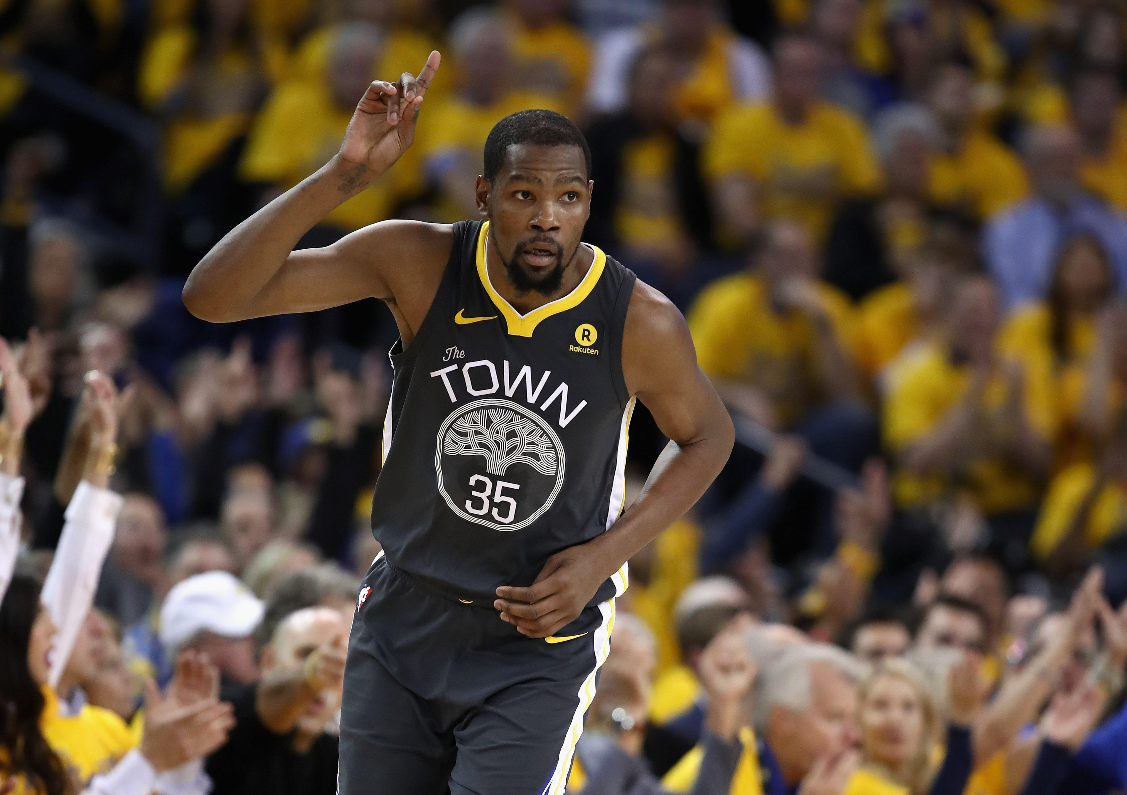 <p>Kevin Durant is reportedly a partner on a VC effort to boost the black community's involvement in tech. </p>