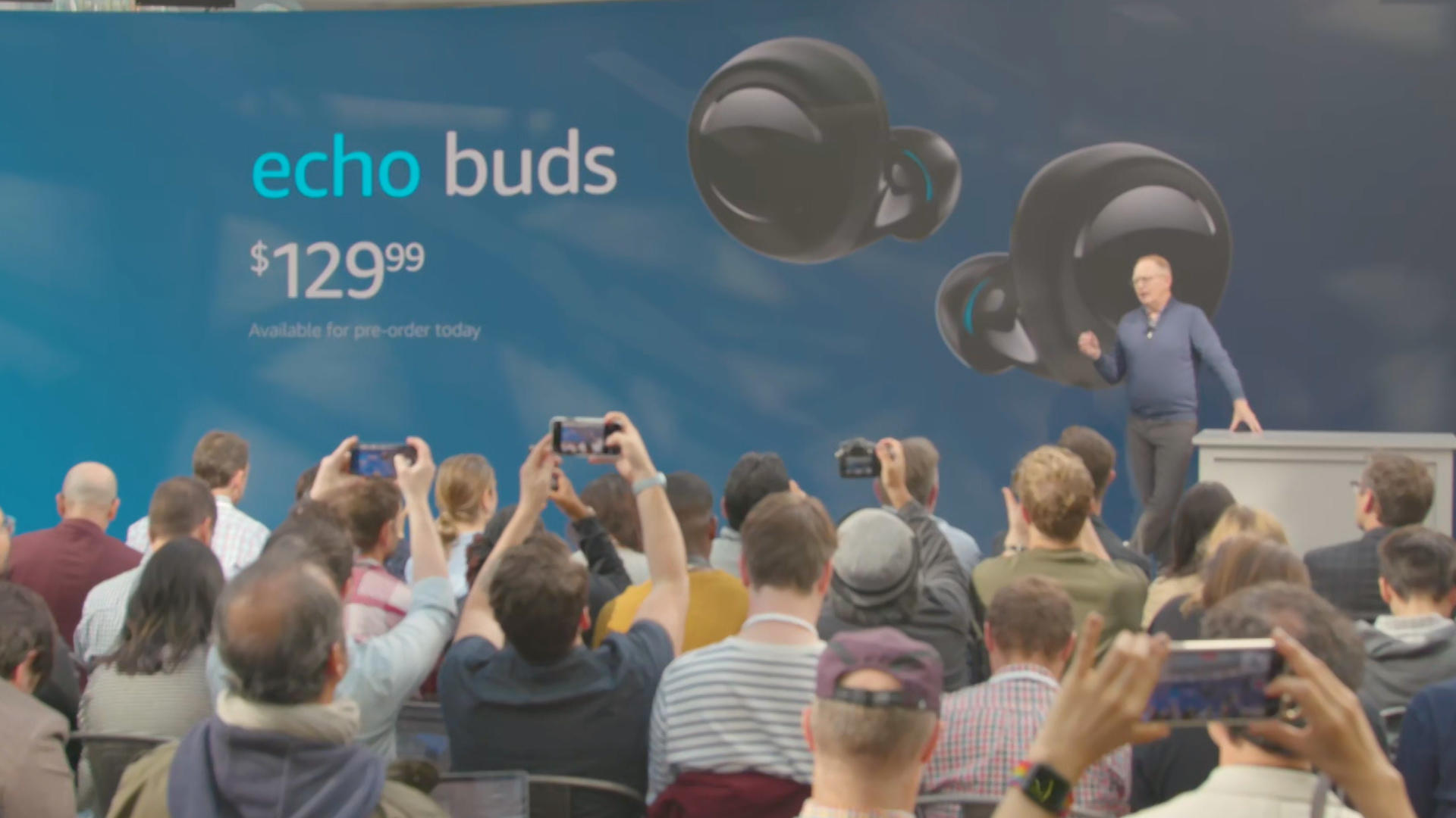 Video: Amazon debuts Echo Buds with Bose noise cancellation, Alexa