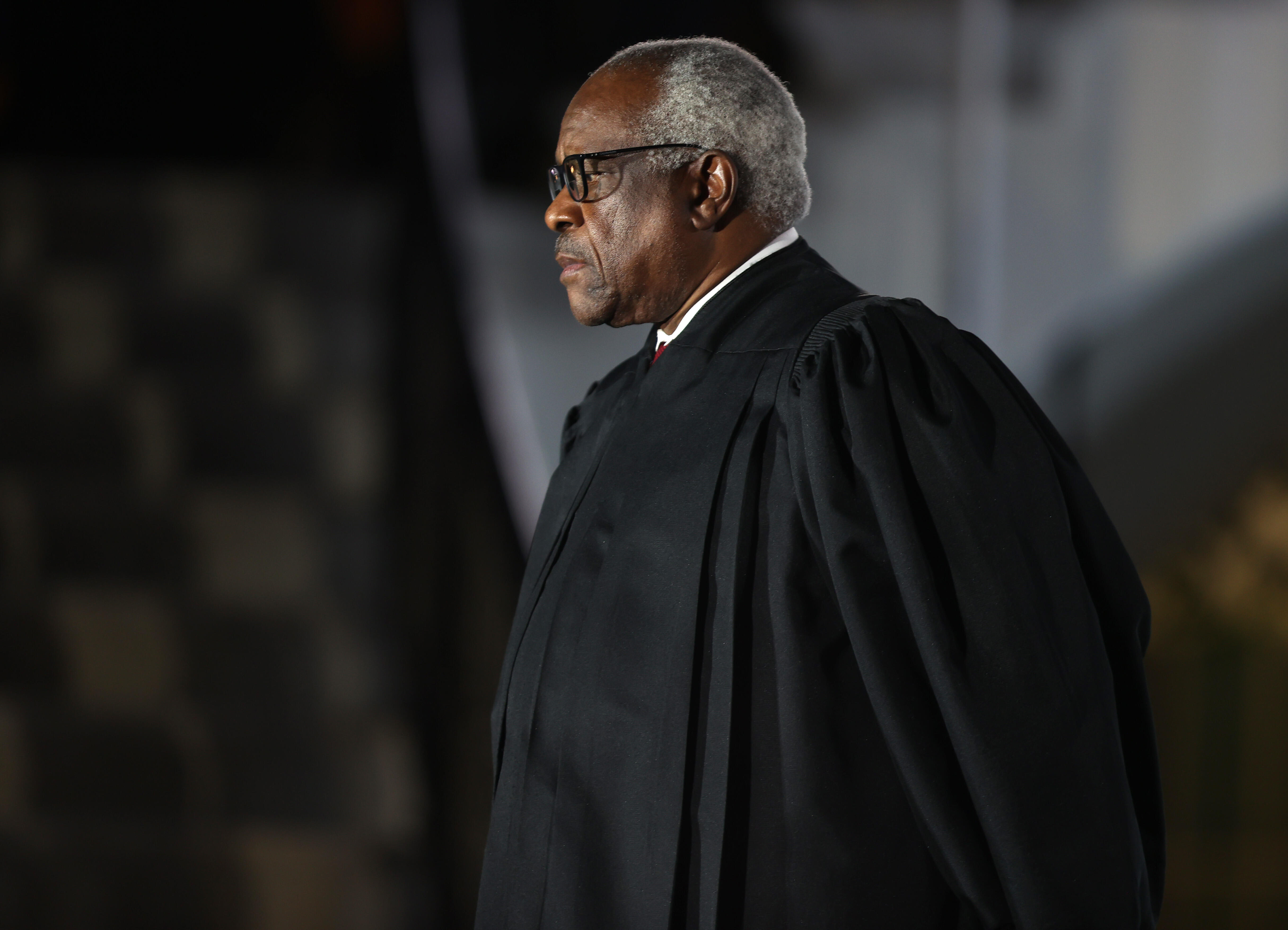 <p>Supreme Court Associate Justice Clarence Thomas made waves last when he suggested big social media companies be regulated like utilities.&nbsp;</p>