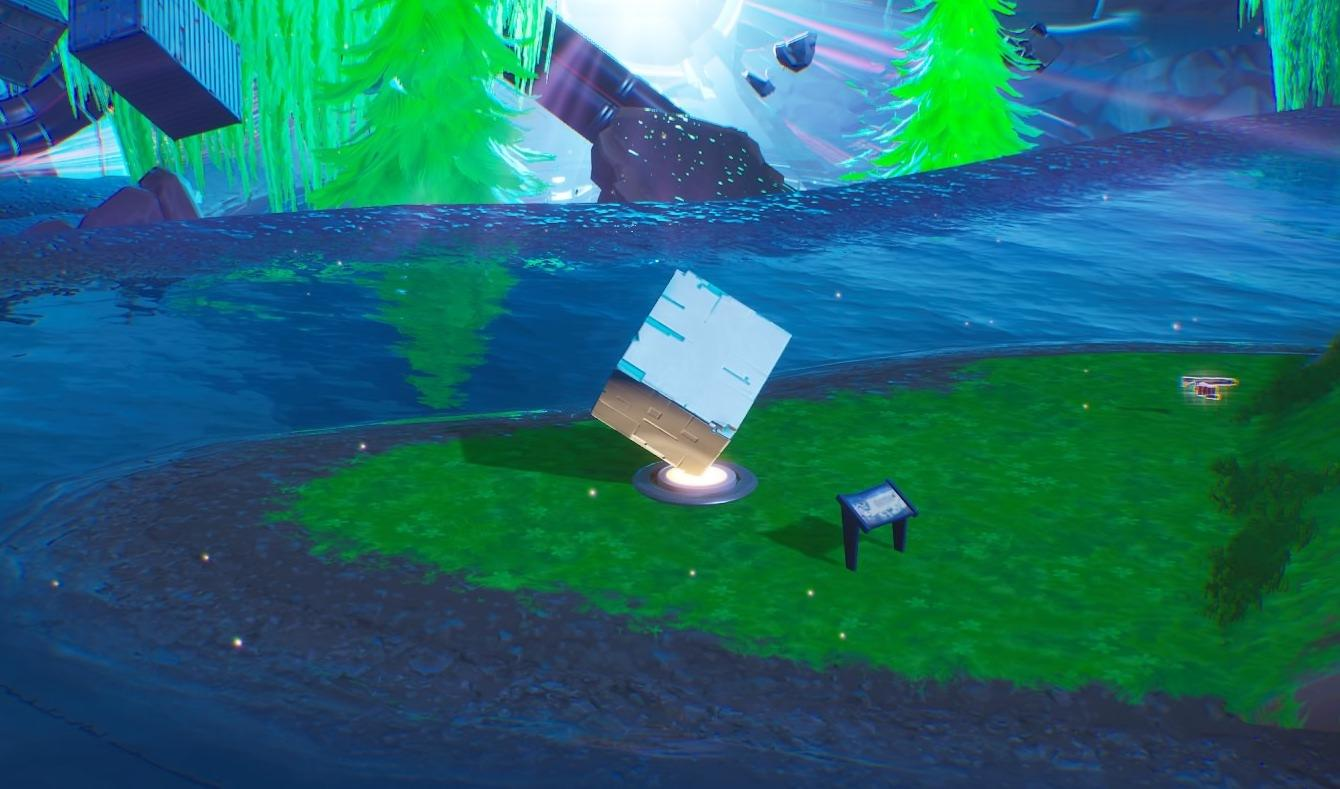 Rift Zone Fortnite Fortnite Season 10 Challenges And Where To Find Rifts Cube Memorials Cnet