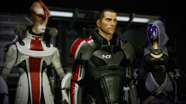 Mass Effect 2's maker thinks this kind of game is the past.