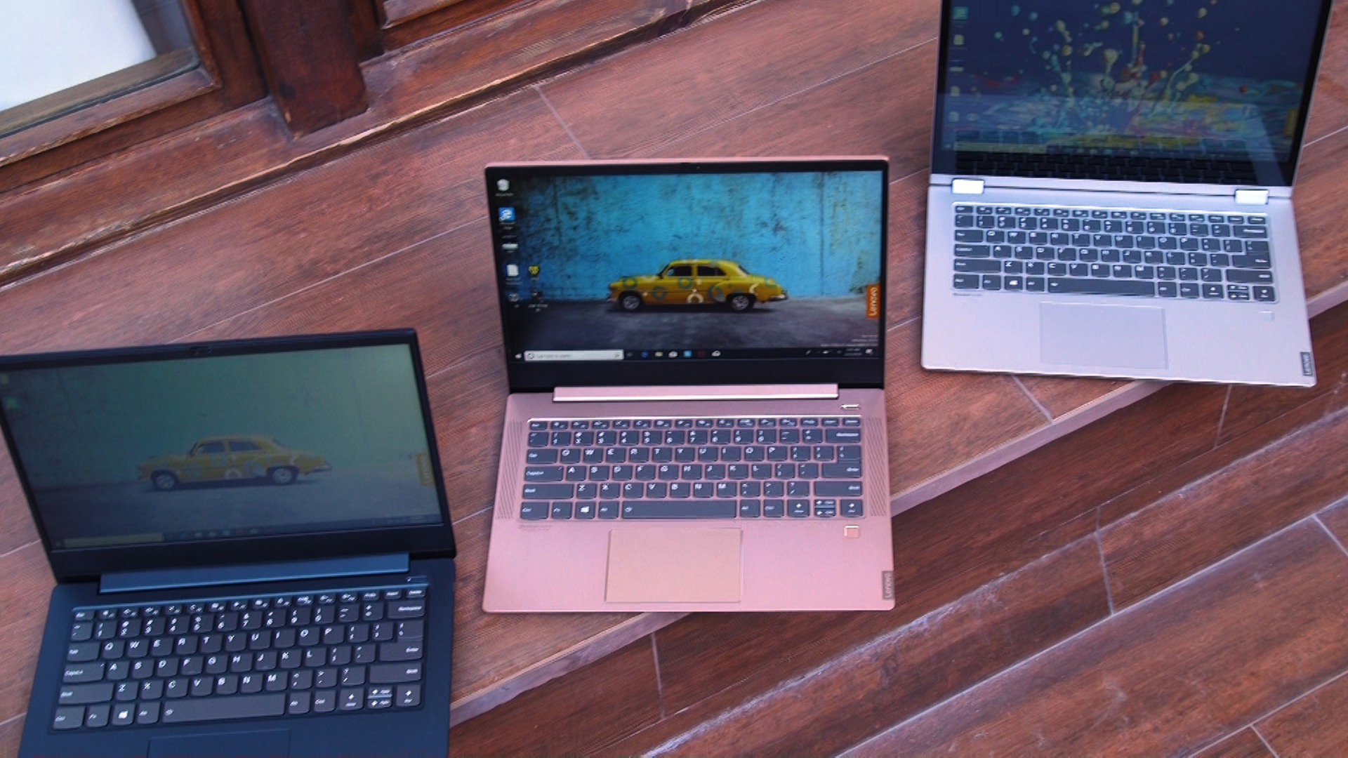 Video: Lenovo's consumer MWC laptops deliver customization galore