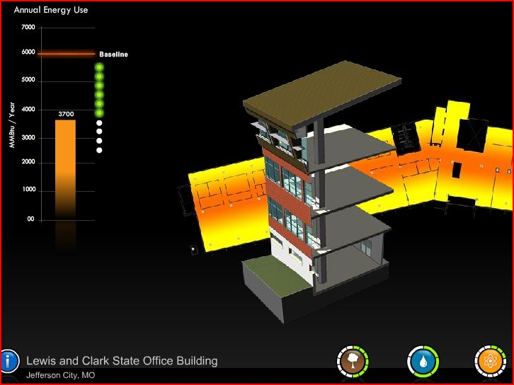 Autodesks's software will be linked to LEED green ratings.