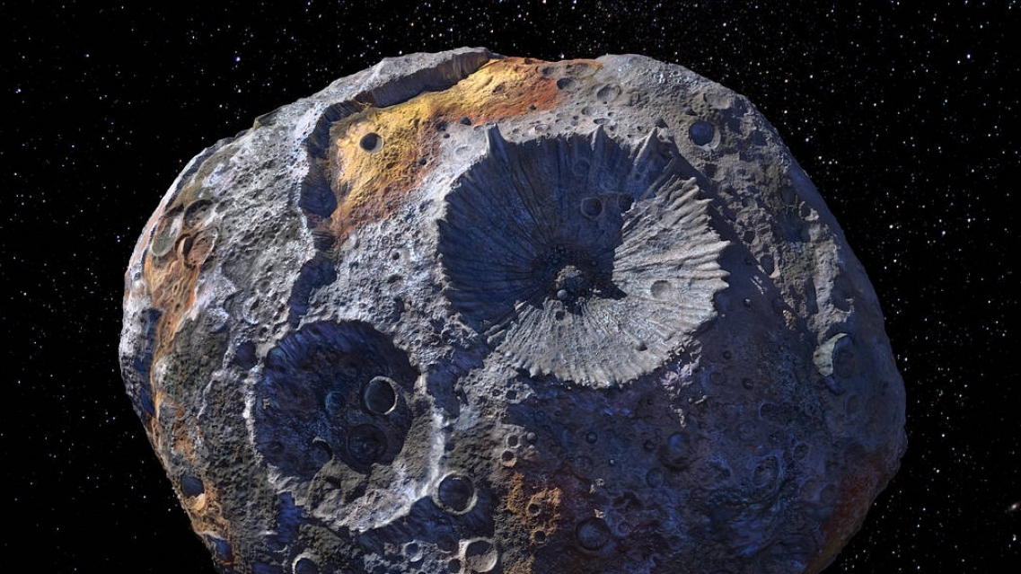 As NASA Observes Asteroid Psyche, Scientists Wonder How Metal It Really Is