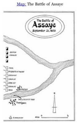 Text worked well enough for me on the iPhone. This map of the Battle of Assaye was pretty tough going, though.