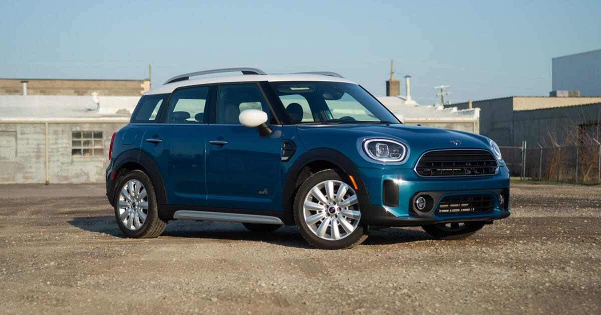 2021 Mini Countryman Oxford Edition review: Value, but at what cost?     - Roadshow