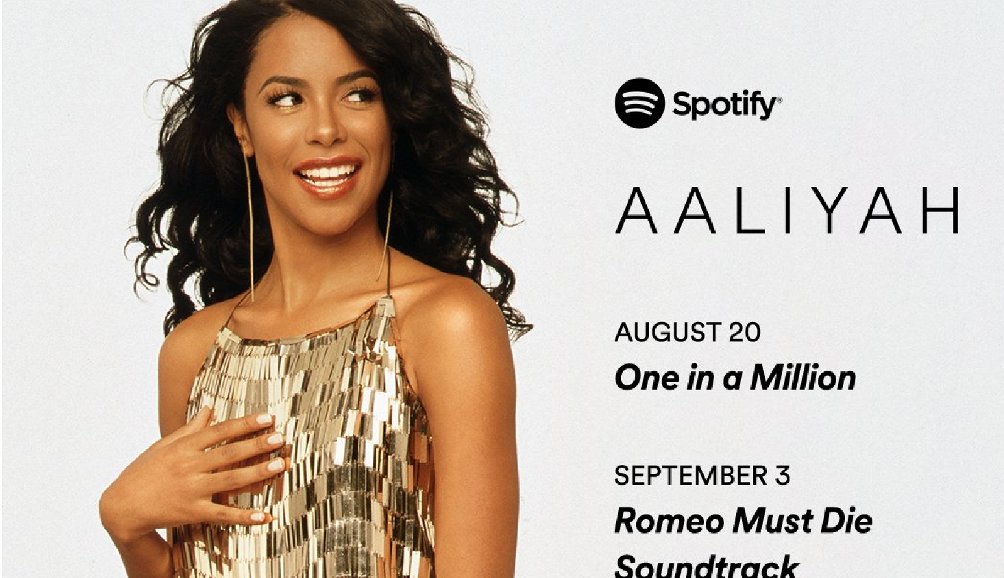 Aaliyah's music finally coming to streaming, 20 years after her death     – CNET