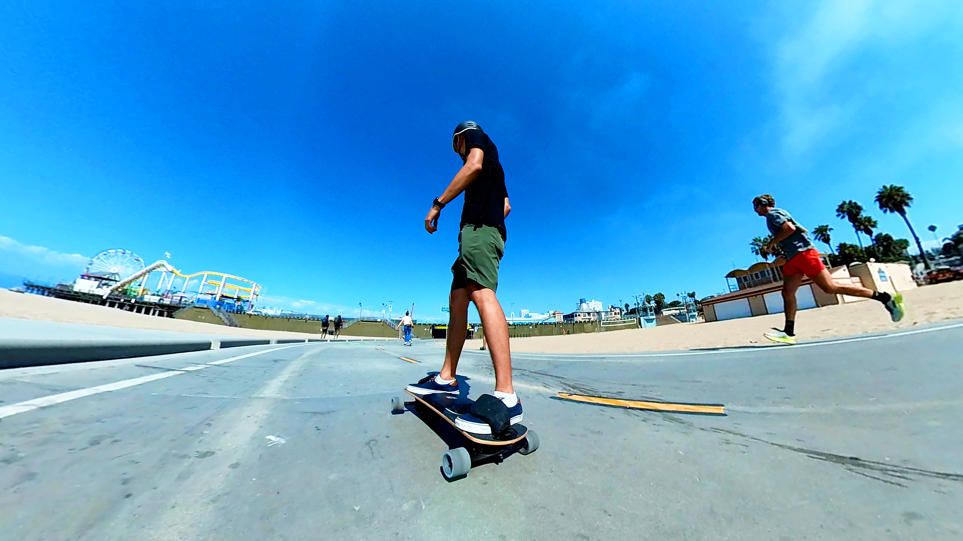 Video: Learning to ride the Summerboard