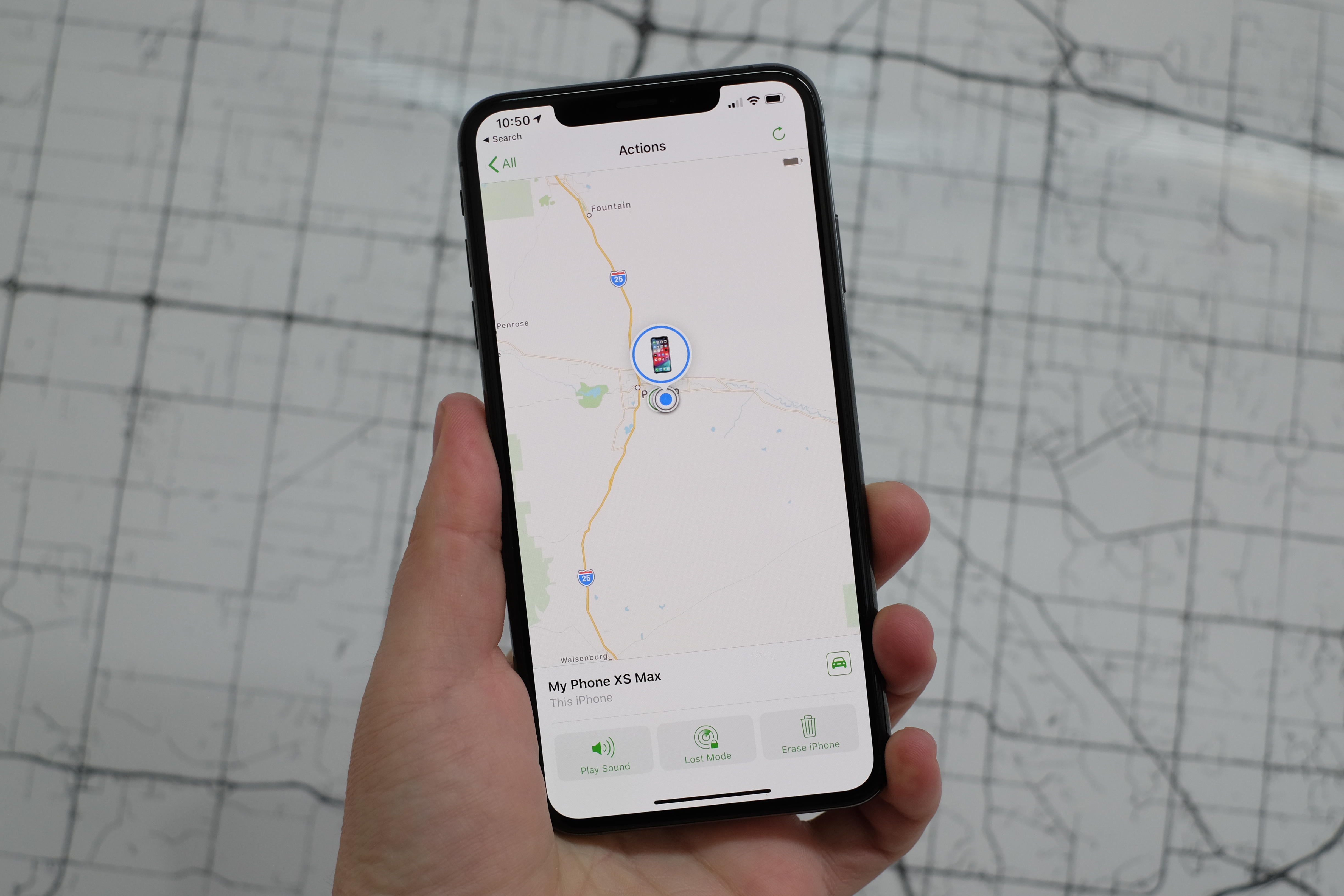 find-my-iphone-on-xs-max