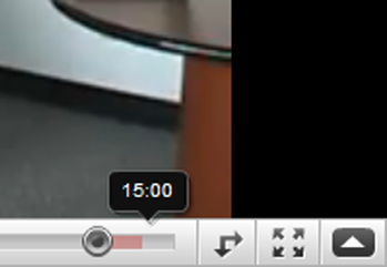 YouTube's 15 minute limit