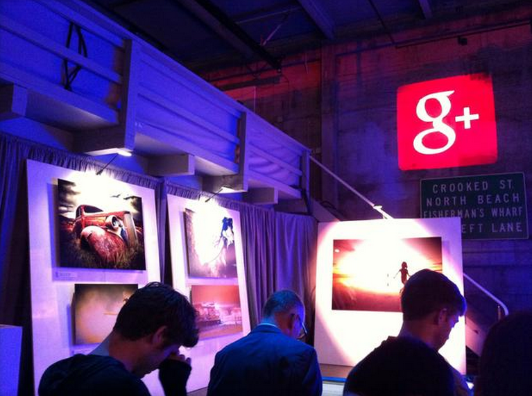 Evicting the ghosts from the Google+ ghost town