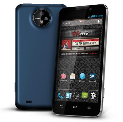The Virgin Mobile Supreme is a steal at $249.99 shipped.