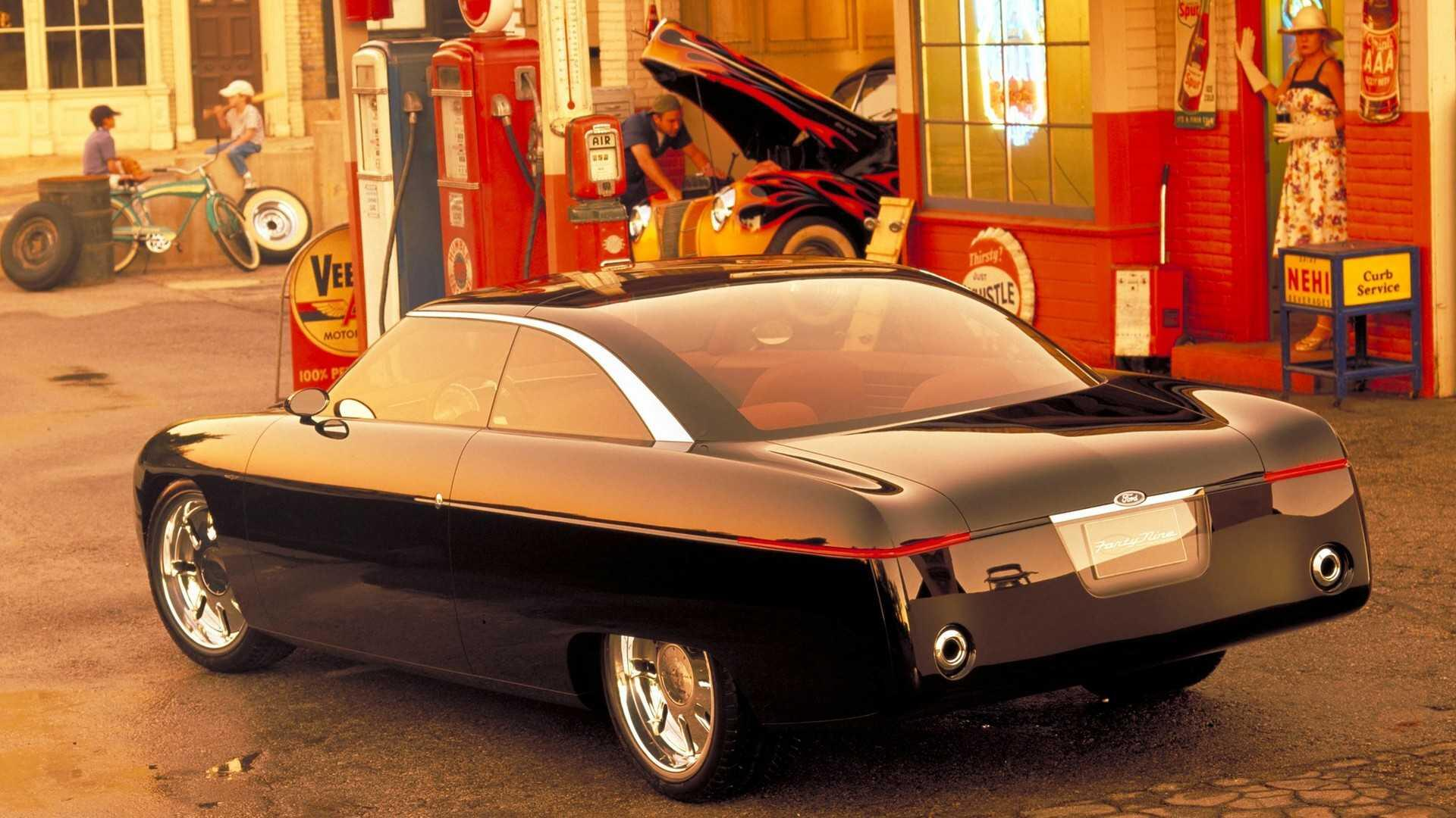 2001 Ford Forty-Nine concept