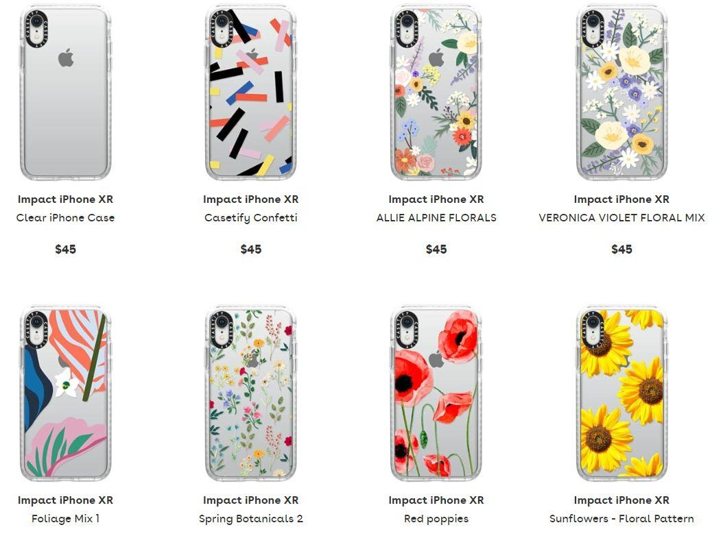 casetify-iphone-xr-cases