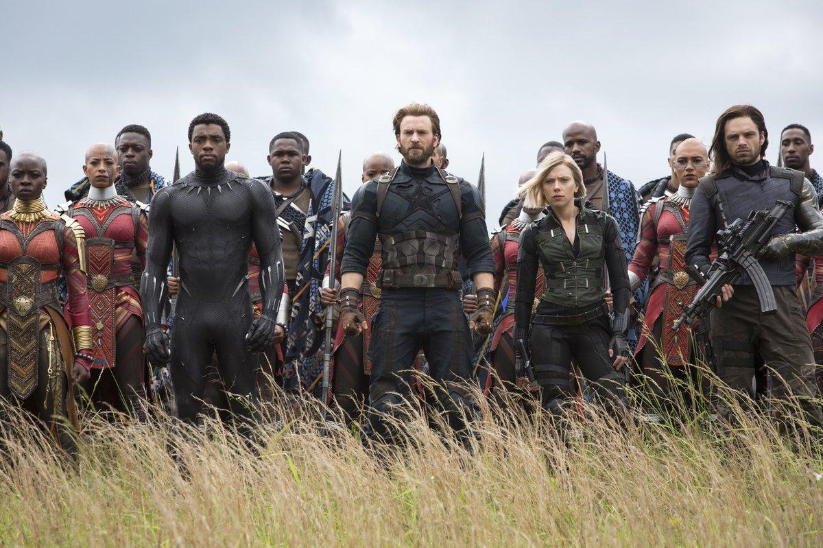 Avengers: Infinity War hits theaters April 27