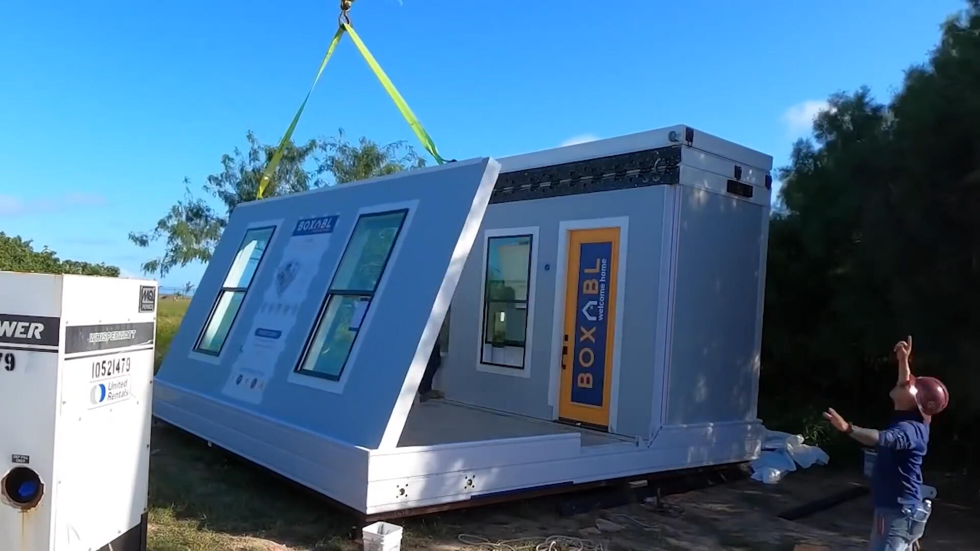 Boxabl aims to build folding houses in 90 minutes