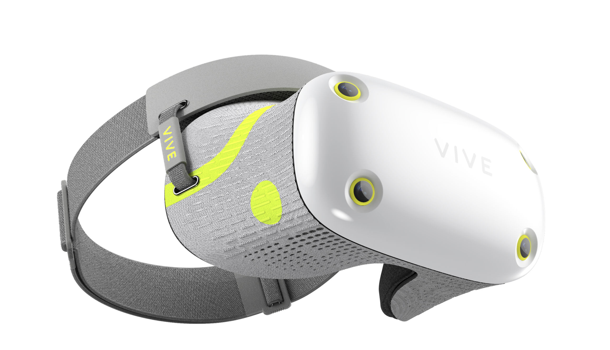 HTC Vive Air concept looks like a fitness-focused VR headset     - CNET